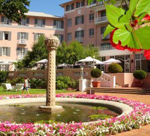 Mount Nelson Kapstadt Belmond Mount Nelson Hotel