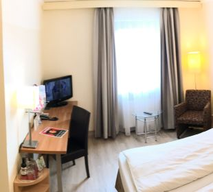 Zimmer City Hotel Ost am Kö Augsburg
