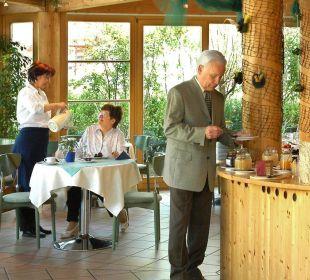 Frühstücksbuffet Hotel 2 Länder