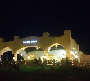 Außenansicht Jungle Aqua Park