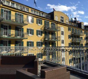 Sonnenterrasse MONDI-HOLIDAY First-Class Aparthotel Bellevue