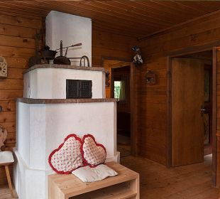 Der Bauernofen Gramegger Hütte