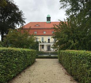 Außenansicht Hotel Schloss Schweinsburg