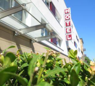 Außenansicht des Hotels  Hotel Haverkamp