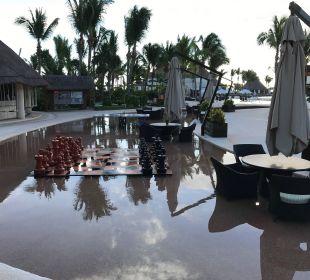 Schach und Sportbar Secrets Maroma Beach Riviera Cancun