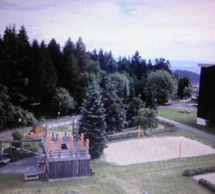 Spielplatz Kletterwald IFA Schöneck Hotel & Ferienpark