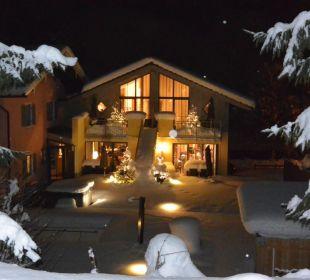 Weihnachtliches Alpenglühn Apartments Ferienparadies Alpenglühn