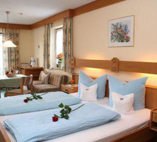 Komfort-Doppelbettzimmer Mein Landhaus