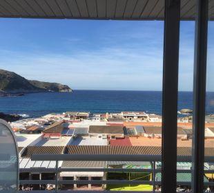 Blick vom Hotelzimmer Hotel & Spa S'Entrador Playa