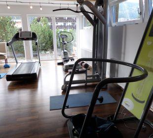 Fitnessraum Hotel Katschberghof