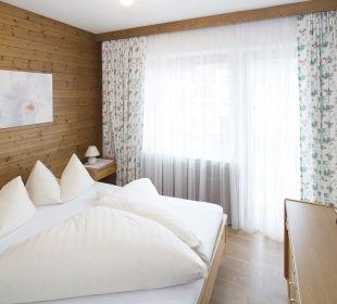 Familiensuite Angerer (74 m2) Doppelzimmer Angerer Familienappartements Tirol
