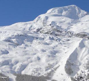 La Gorge Aussicht auf die Bergwelt Hotel-Apart La Gorge