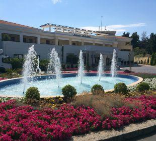 Außenansicht Aegean Melathron Thalasso Spa Hotel