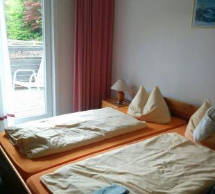 Hotelzimmer  Hotel Waldeck