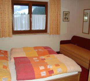 Schlafzimmer Apartment Brandau