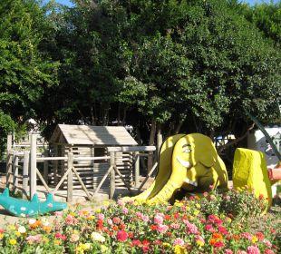 Miniclub mit Spielplatz Hotel Oleander