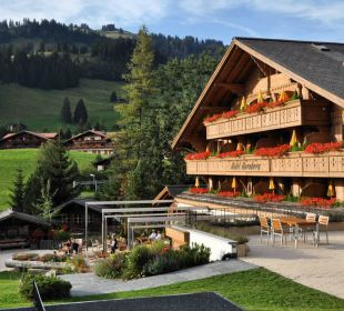 Beinahe wie gemalt... Romantik Hotel Hornberg