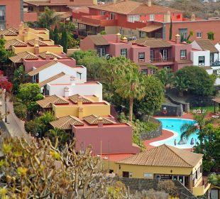 Aussicht Hotel Oasis San Antonio