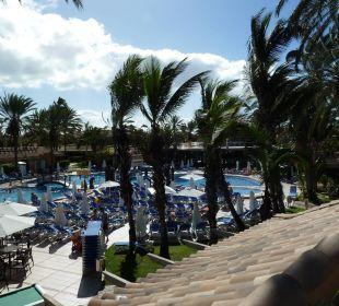Ausblick im Hotel  Dunas Suites&Villas Resort