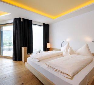 Schlafzimmer Suite Quelle Hotel Residenz Pazeider