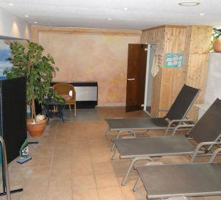 Saunabereich Hotel Engemann Kurve