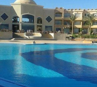Blick auf haupthaus Hotel Utopia Beach Club