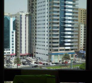 Block vom Balkon, Hotel Holidayinternational Hotel Holiday International