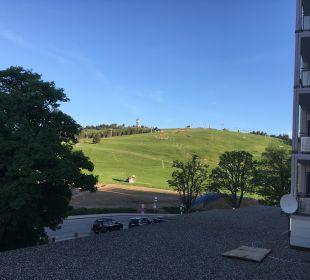 Ausblick Familotel Hotel Feldberger Hof