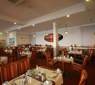 Restaurant in der 4. Etage Morada Strandhotel Ostseebad Kühlungsborn