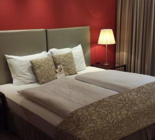 Bett Austria Trend Hotel Savoyen Vienna