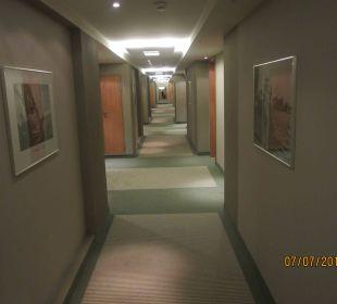 Flur Hotel Neptun
