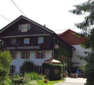 Schön Hotel Pfeiffermühle