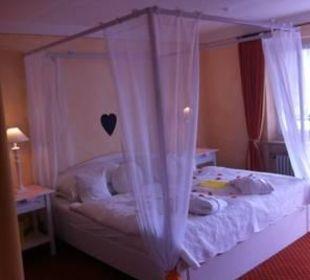 """Das """"Himmelreich""""-Zimmer Romantik Hotel Sonne"""