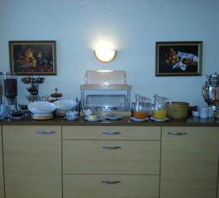 Frühstücksbüffet Hotel Trifthof