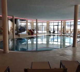 Schwimmbad Kinderhotel Felben
