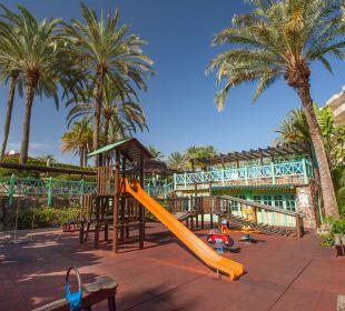 Gartenanlage IFA Catarina Hotel