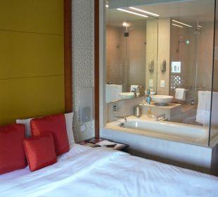 Standardzimmer mit integrietem Bad und Dusche Vida Hotel Downtown Dubai