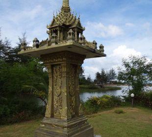Hauseigener Tempel Khao Lak Riverside Resort & Spa