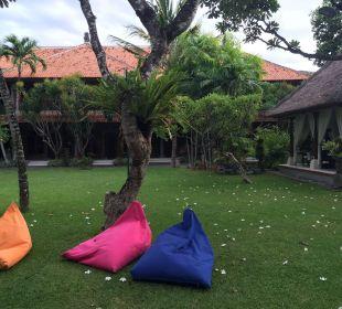 Spa & Yoga Hotel Griya Santrian