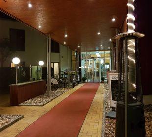 Eingang Nautic Usedom Hotel & Spa