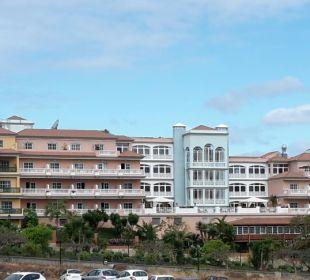 Außenansicht Hotel Riu Garoe