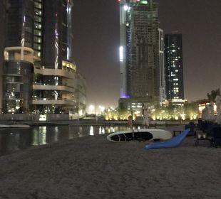 Außenansicht Sheraton Hotel & Resort Abu Dhabi