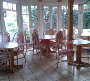 Frühstücksraum Hotel Villa Granitz