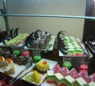 Ein Teil vom Galadinner TUI SENSIMAR Makadi Hotel