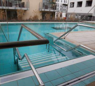 Der Soleaußenpool Strandhotel Heringsdorf