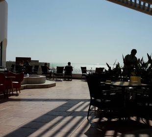 Offene Hotelbar