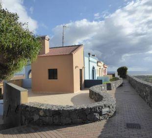 Zugangsbereich - oben Hotel Luz Del Mar