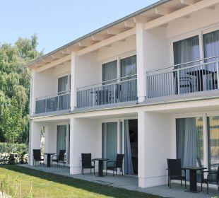 Außenansicht Appartements Nautic Usedom Hotel & Spa
