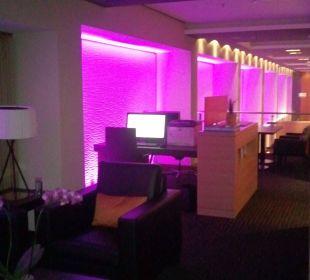 Executive Lounge Westin Grand München