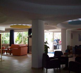 Eingangsbereich  Hotel Palma Playa - Cactus